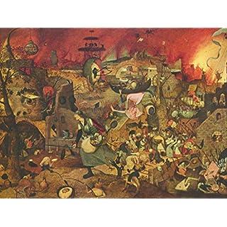 Lais Puzzle Pieter Bruegel d. Ä. - Die Dulle GRIET (Die tolle Grete) 500 Teile