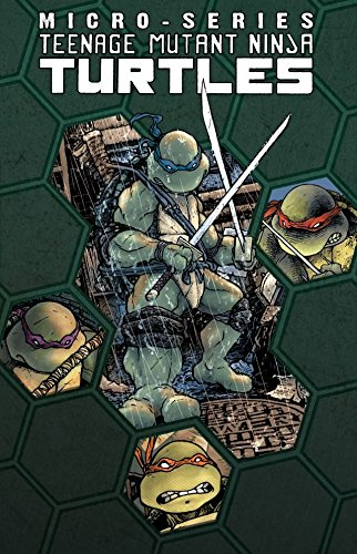Teenage Mutant Ninja Turtles Micro Series Vol. 1 (English Edition)