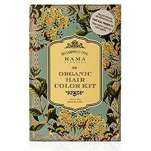 Natural Organic Hair Color Kit