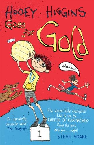 Hooey Higgins goes for gold