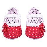 Zapatos de bebé,Xinantime Zapatos de las muchachas del verano Flor...