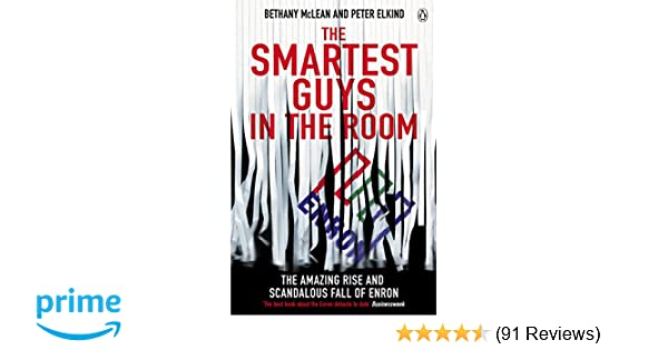 enron the smartest guys in the room movie summary