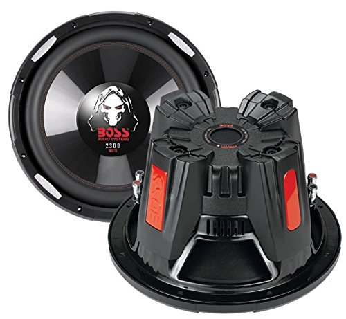 1 SUB SUBWOOFER BOSS Audio System P126DVC