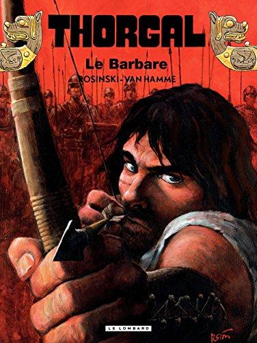 Thorgal - tome 27 – Le barbare par Van Hamme
