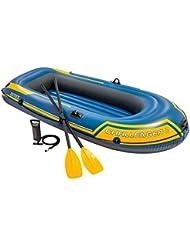 Ruder- & Paddelboote Bestway Schlauchboot mit Pumpe Rudern Paddelboot Sportboot Ruderboot Boot Schlauchboote