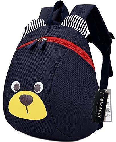 Zainetti per bambini asilo nido asilo preschool cane orso animal anti perdita cinghia blu ragazzo