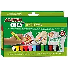 Crea 12 Ceras Textil Wax