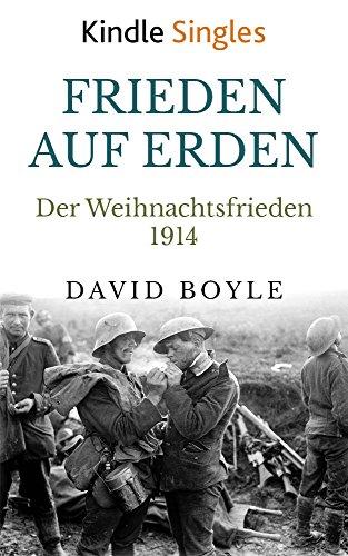 Buchseite und Rezensionen zu 'Frieden auf Erden (Kindle Single)' von David Boyle