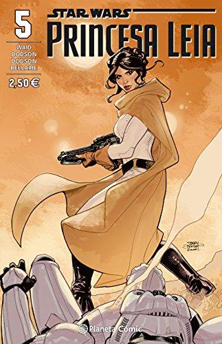 Star Wars Princesa Leia nº 05/05