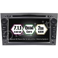 Android 7.1GPS DVD BT Radio 2Din navegador Opel Antara/Opel Zafira/Opel Meriva/Opel Astra/Opel Corsa y Opel Vivaro/Opel Vectra/Opel Tigra/Opel/Opel Combo