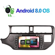 8 pulgadas Android 8.0 Octa Core 4GB RAM Radio estéreo del coche para Kia K3 Kia