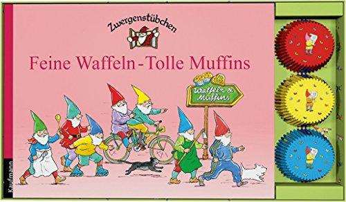 Zwergenstübchen Feine Waffeln - Tolle Muffins mit 66 Muffinförmchen