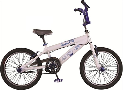 20 Zoll Jungen BMX Fahrrad Hoopfietsen Altec Blue Power