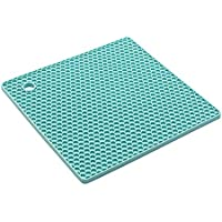 CTGVH Silicone Table Mats Soft Non Slip Waterproof Heat Resistant Liner Oven Pad for Kids Foods Mats Free FDA 15.74 * 11.81inch