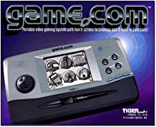 Game.Com Portable Video Game System [Tiger]