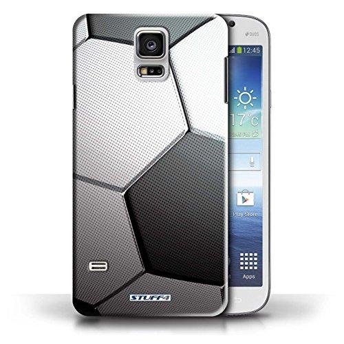 Coque en plastique pour Samsung Galaxy S5/SV Collection Balle Sportif - Football américain Football