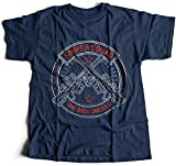 Photo de A002-279n Sniper Squad Hommes T-Shirt Fight for Freedom Ultimate Weapon War Peace Heroes Army Soldiers Vintage par Flamentina