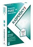 Kaspersky Pure 3.0 Total Security - 3 PCs (Frustfreie Verpackung)