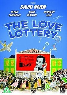 The Love Lottery [Region 2] by David Niven