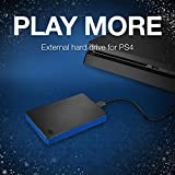 Seagate Game Drive 2 TB External Hard Drive Portable HDD - Compatible with PS4 (STGD2000400)