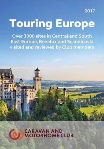 Touring Europe 2017