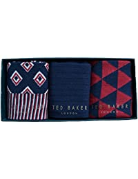 Ted Baker Men's Cupid Pack Of Three Socks