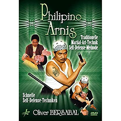 ARNIS PHILIPPIN - ART MARTIAL ET METHODE DE SELF DEFENSE