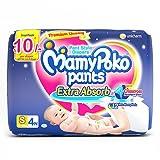 MamyPoko Pants Extra Absorb Crisscross Diapers (4 PCS, S)
