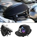 Flyes Accessoires Moto siège arrière siège Moto Sac de Rangement arrière Coffre Coffre arrière...