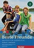 Beste freunde. Kursbuch-Arbeitsbuch. Per la Scuola media e CD-ROM. Con CD Audio. Con e-book. Con espansione online: 2