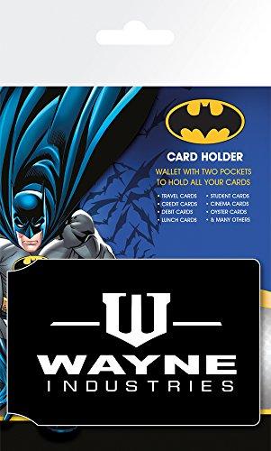 Batman - Wayne (Portatessere)