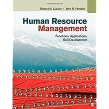 Human Resource Management: Functions, Applications, Skill Development