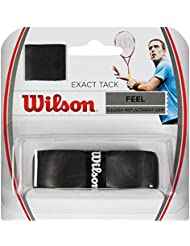 Wilson Exact Tack Squash Replacement Grip (Black) by Wilson