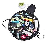 WSGQLT Magic astuccio da viaggio grande capacità Vely trousse cosmetici Storage organizzatore sacchetto ...
