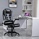 Samincom Ergonomic High-Back Large Office Chair, Sedia da Gioco Girevole, L54 x...