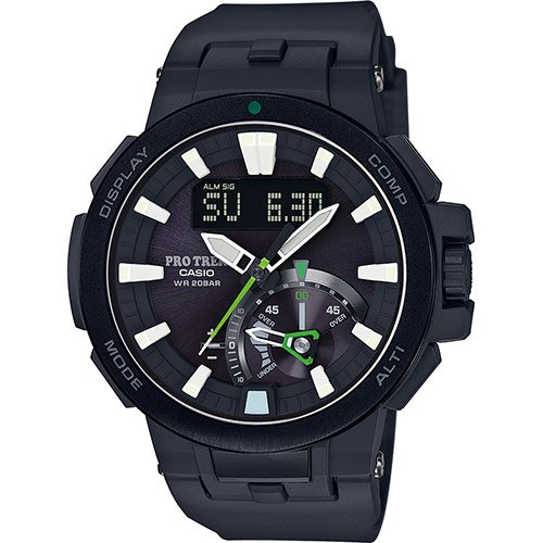 bffde5c1bc9e Casio pro trek the best Amazon price in SaveMoney.es