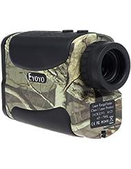 onebird aofar Golf range finder avec vitesse moyenne 5~ 700Yd Gamme avec un Décapsuleur, Camouflage