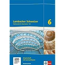 Lambacher Schweizer - Ausgabe für Niedersachsen G9 / Arbeitsheft plus Lösungsheft 6. Schuljahr