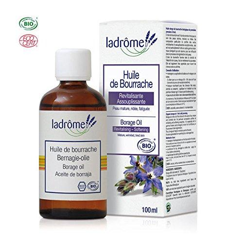 Ladrôme Huile de Bourrache Bio 100 ml