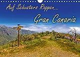 Auf Schusters Rappen... Gran Canaria (Wandkalender 2020 DIN A4 quer): Wandern auf der drittgrößten kanarischen Insel (Monatskalender, 14 Seiten ) (CALVENDO Natur) -