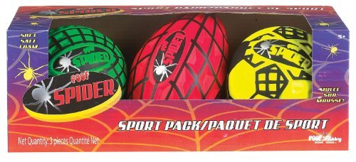 POOF Spider Mini Sport Pack by POOF (Slinky Schauen)