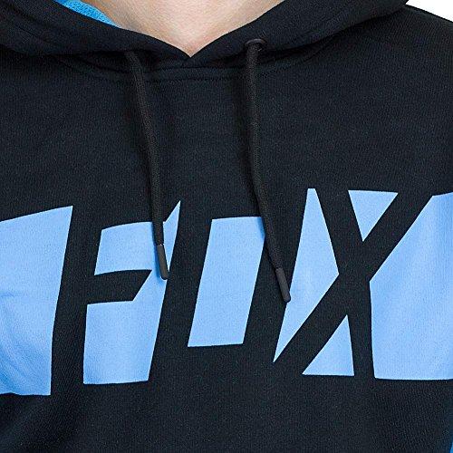 Fox Hoody Libra schwarz Schwarz