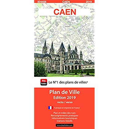 Caen : 1/10 000