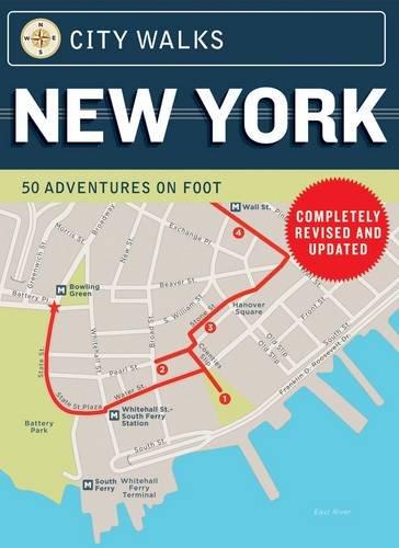 New York - City Walks: 50 Adventures on Foot (City Walks Decks) por Christina Henry de Tessan