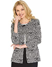 Mesdames Amber Ponteroma Jersey Jacket