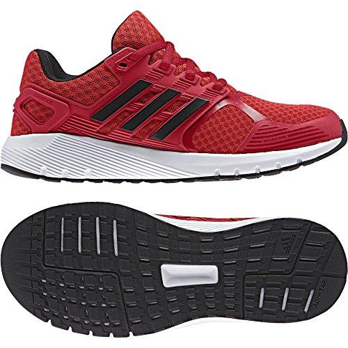 adidas Duramo 8 K, Chaussures de Running Mixte Enfant Multicolore (Core Red S17/core Black/ftwr White)