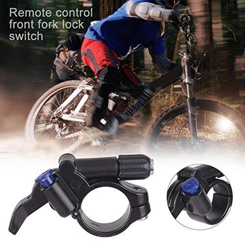Für ZTTO Gabel Fernbedienung Lockout Hebel Mountainbike Vorderradgabel Draht Controller Schalter Scheibenbremse Gabel Fern Lockout Hebel Reparatur Zubehör -