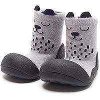 Attipas A17C, Zapatos Primeros Pasos, Gris (Cutie Gray), 19 EU (S 96-108mm)