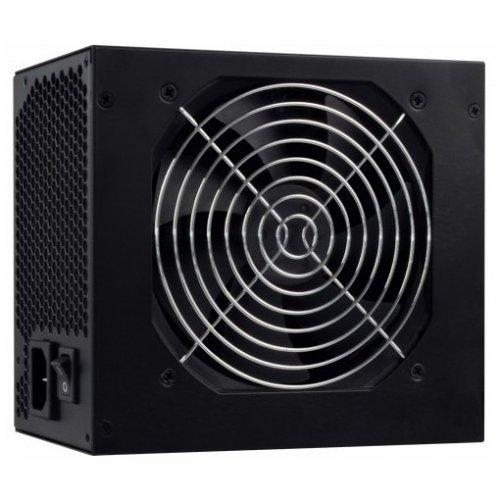 FSP Fortron Hyper M 600W 85 Plus, Semi-Module, Single Rail ATX/EPS PSU Netzteil, schwarz -