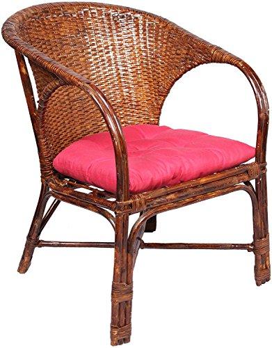 Novelty Cane Art CH3COMMANDOWIC1 Chair (Brown)